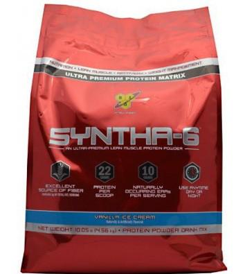 BSN Syntha-6 4,54 кг (мешок) - chocolate