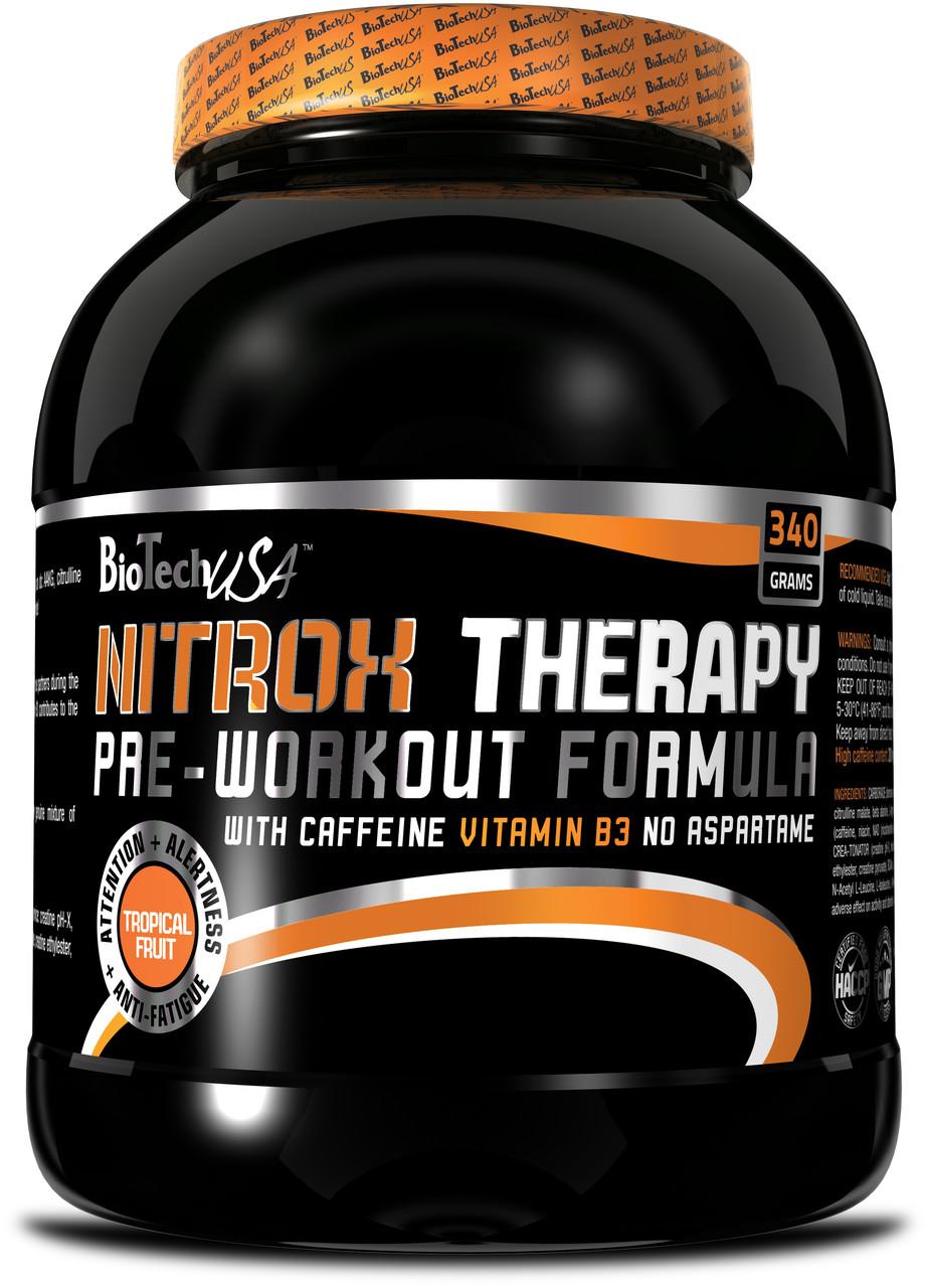 BT NITROX THERAPY 340г - грейпфрут