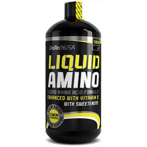 BT AMINO LIQUID 1000мл - лимон