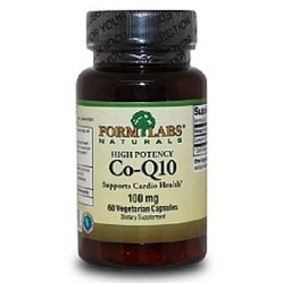 FLN Co-Q10 100мг 60 caps