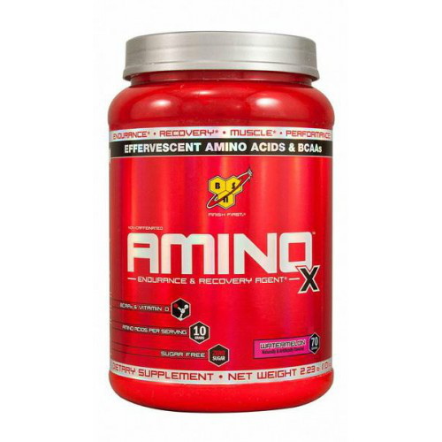 BSN Amino X 1,01кг - fruit punch