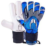 Вратарские перчатки HO Soccer SUPREMO PRO KONTAKT EVOLUTION BLUE
