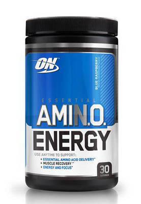 ON Essential Amino Energy 270г - green apple