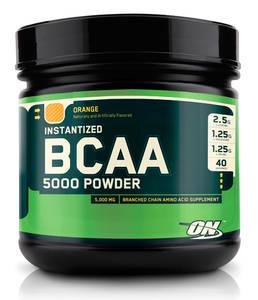 ON BCAA powder 380г - orange