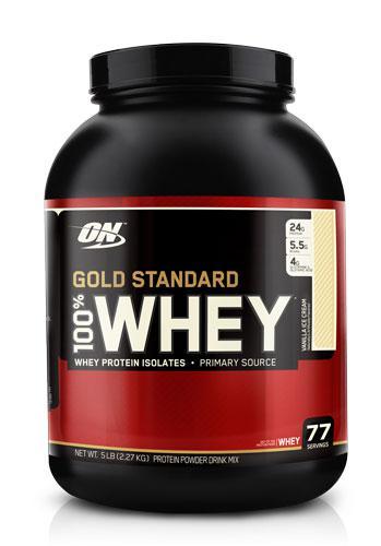 ON Whey Gold  2,336 кг - cake batter