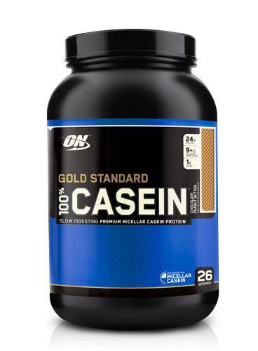 ON 100% Casein Protein 909 г - strawberry