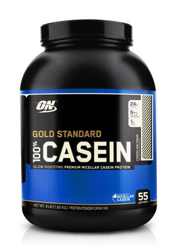 ON 100% Casein Protein 1,818 кг - chocolate peanut butter