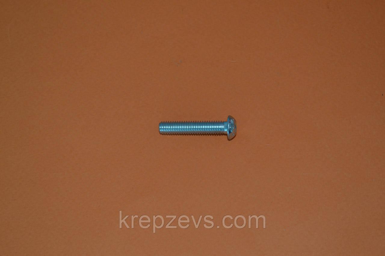 Винт М3 из нержавеющей стали ISO 7380