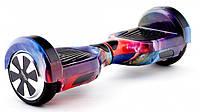 Гироскутер Smart Balance Wheel 6.5 дюймов (Mobile APP + Balance) - Milky Way