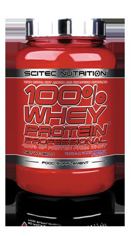 SN 100% Whey Protein Prof 920 г - vanilla