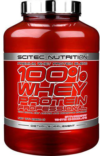 SN 100% Whey Protein Prof 2350 г - chocolate