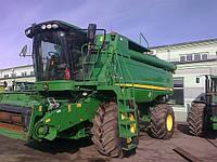 Комбайн зерноуборочный John Deere S 690