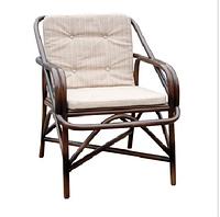 Плетенное кресло для отдыха№1 ЧФЛИ 680х730х910 мм