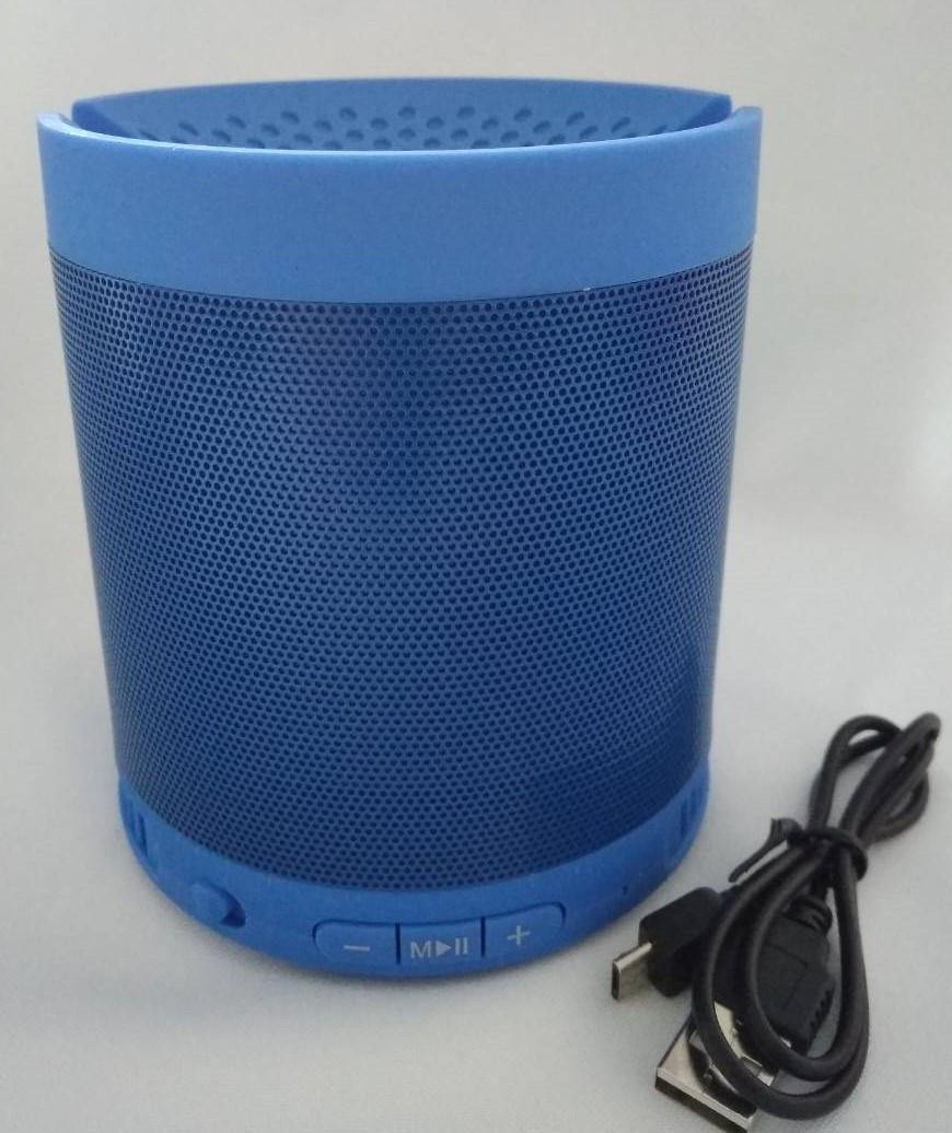 Портативная Bluetooth колонка Q3 с подставкой для телефона