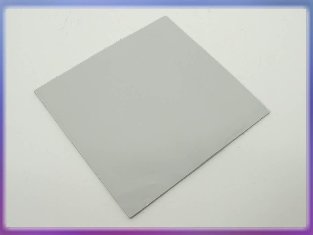 Термопрокладка силиконовая для ноутбука Halnziye (100*100*2.0mm, 4W/m-