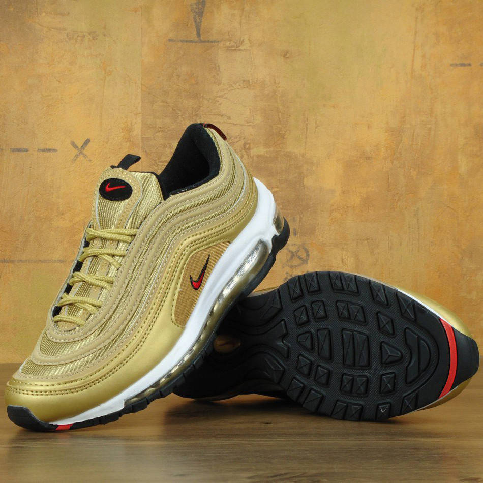 Nike Air Max 97 Metallic Gold (реплика)