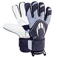 Вратарские перчатки HO Soccer SSG SUPREMO NEGATIVE black