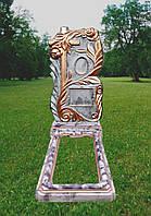 Памятник из бетона Крест