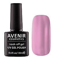 Гель-лак AVENIR Cosmetics №51.Нежно-розовая эмаль, фото 1