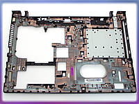 Низ, дно, поддон для Lenovo G500S, G505S (Нижняя крышка (корыто)). (AP0YB000H00, 90202858). Оригинал.