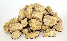 Сахар тростниковый колотый кусковой 1000 г