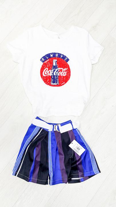 Футболка Coca-cola- 526-01