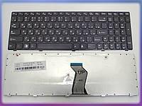 Клавиатура LENOVO IdeaPad Z580 ( RU Black ) Русская раскладка. Цвет Черный.