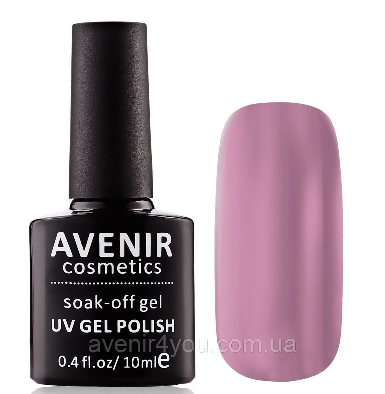 Гель-лак AVENIR Cosmetics №11.Пыльно-розовый
