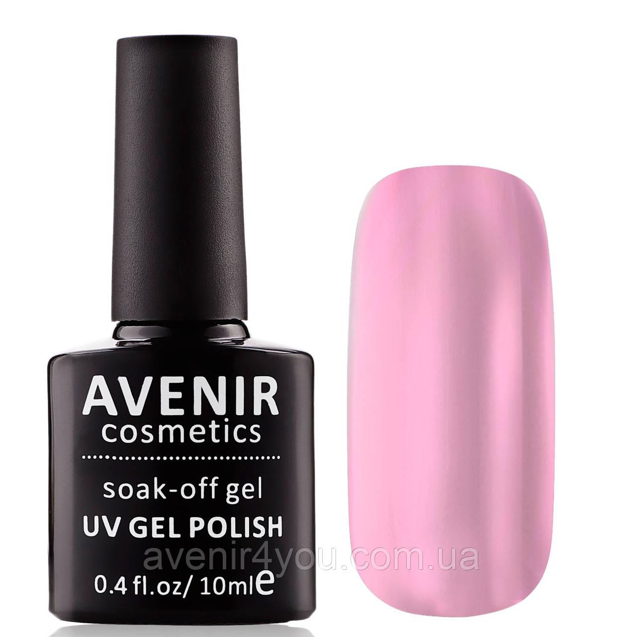 Гель-лак AVENIR Cosmetics №52.Розовый мел