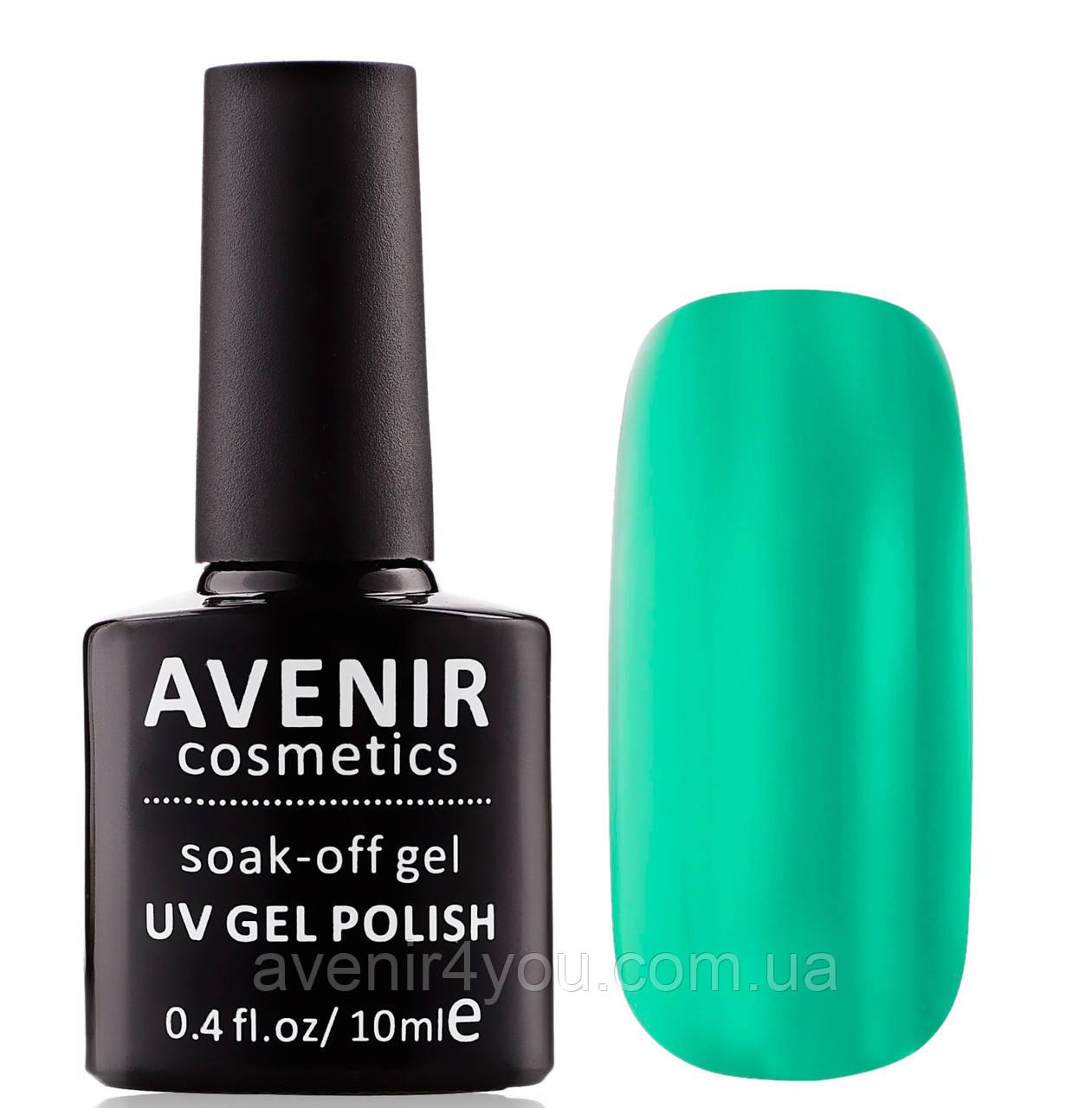 Гель-лак AVENIR Cosmetics №122. Мятный