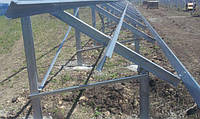 Профиль для монтажа солнечных панелей
