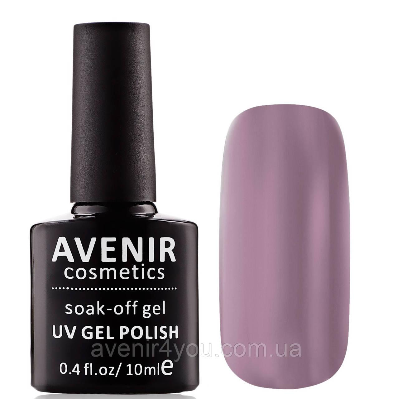 Гель-лак AVENIR Cosmetics №31.Пыльно-сиреневый