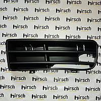 Решетка бампера лев без п/т VW Golf 4,  ориг номер:   1J0853665BB41