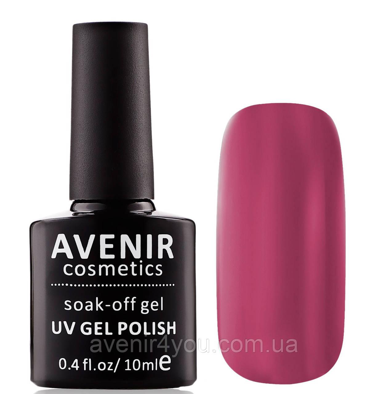 Гель-лак AVENIR Cosmetics №109. Сахарная клюква