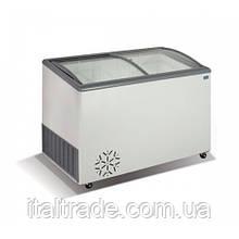 Морозильний лар Crystal Venus 36 SGL (гнуте скло)