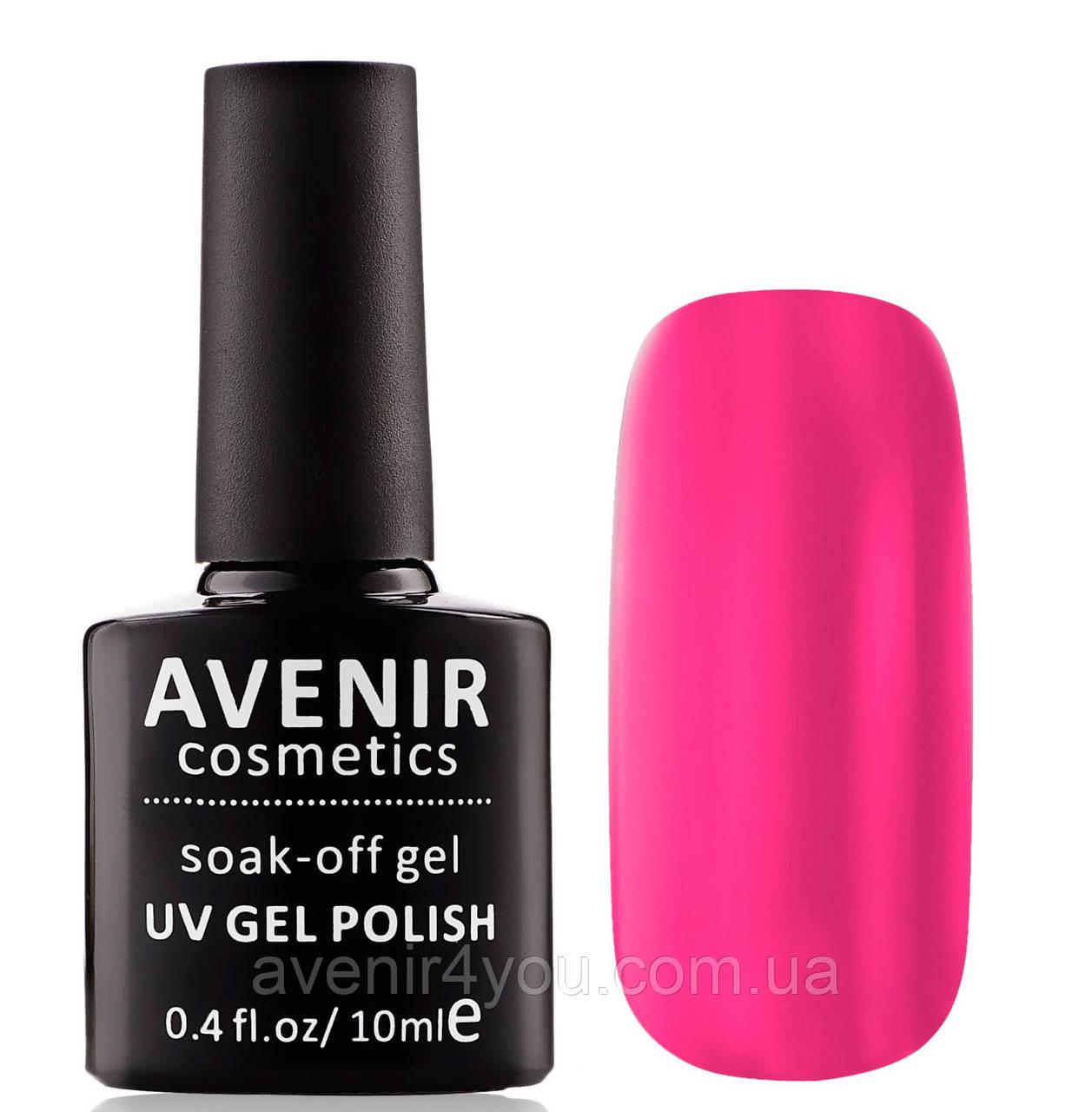 Гель-лак AVENIR Cosmetics №83. Розовое бикини