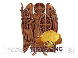 3D модель для фрезерных станков - ангелы 1