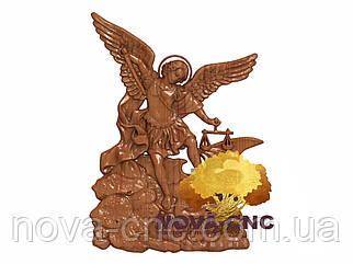 3D модель для фрезерных станков - ангелы 2