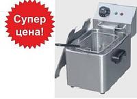 Фритюрница электрическая 4 литра EF4 EWT INOX (Китай)