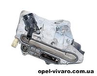 Корпус масляного фильтра 2.3DCI rn Opel Movano 2010-2018