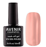 Гель-лак AVENIR Cosmetics №58. Оранжевая пастель