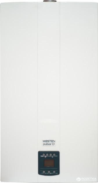 Газовий настінний котел Westen Pulsar D 240 Fi 24 квт