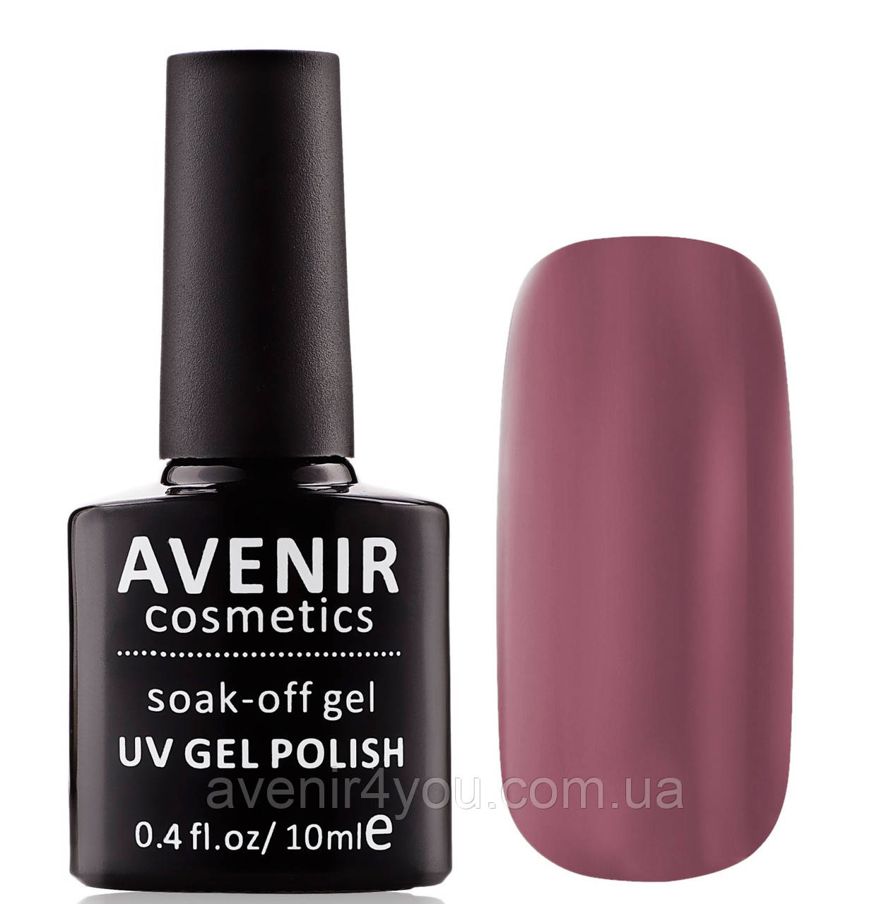 Гель-лак AVENIR Cosmetics №46.Красная глина