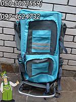 Рюкзак с рамной конструкцией для походов, бу из Германии