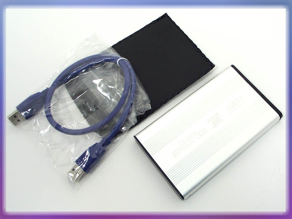 Карман внешний USB3.0 для HDD 2.5