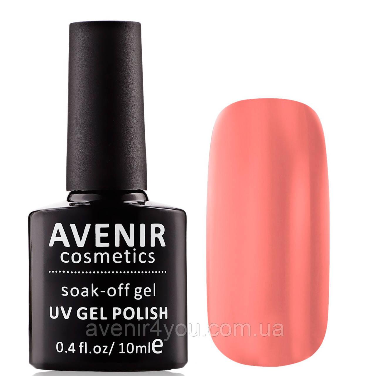 Гель-лак AVENIR Cosmetics №121. Розовый зефир