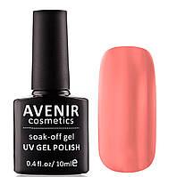 Гель-лак AVENIR Cosmetics №121. Розовый зефир, фото 1