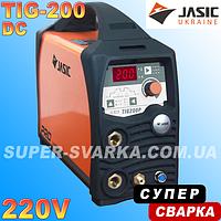 JASIC TIG-200P DC (w212) аргоновая сварка