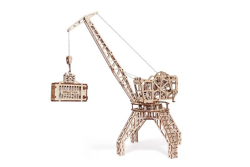 Wood Trick механический 3D пазл Контейнер для крана