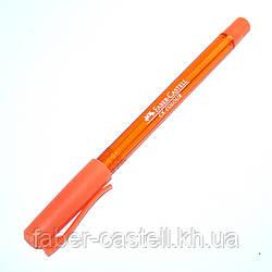 Шариковая ручка Faber-Castell CX Colour 1,0 мм оранжевая, 247015
